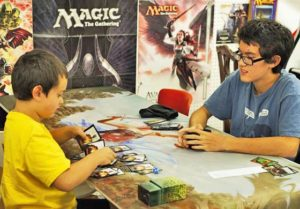 Afternoon Magic for Kids - Rivals Pack War @ Hood River Hobbies