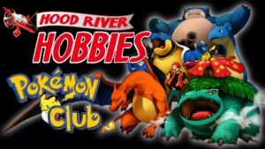 Pokemon Club @ Hood River Hobbies